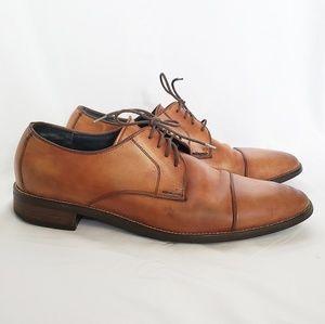 Cole Haan Grand Os Cap-Toe Oxford Shoes Sz 11